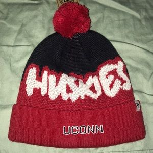 c0fe15e0a98 ... coupon code for red and black uconn huskies beanie knitted cuff. 32131  23ad1